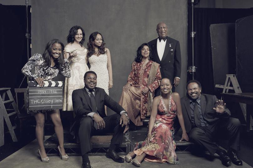the cosby show reunion 20 years later therealestcool